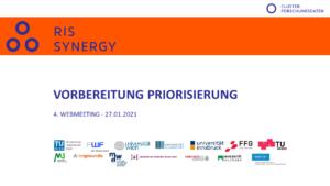RIS Synergy Meeting Banner