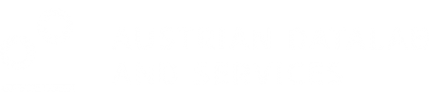 Logo Austrian Database and Services weiss