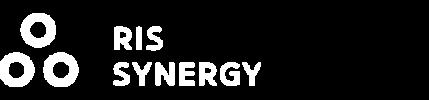 Logo RIS Synergy weiss Header